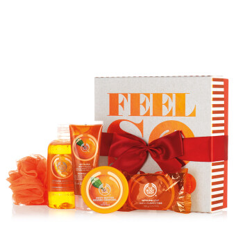Harga THE BODY SHOP ชุดของขวัญ SATSUMA FESTIVE PICKS
