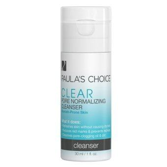 Harga Paula's Choice CLEAR Pore Normalizing Cleanser 30 ml