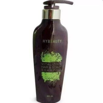 Harga Hylife Hybeauty Vitalizing Hair & Scalp Shampoo 300ml. (1ขวด)
