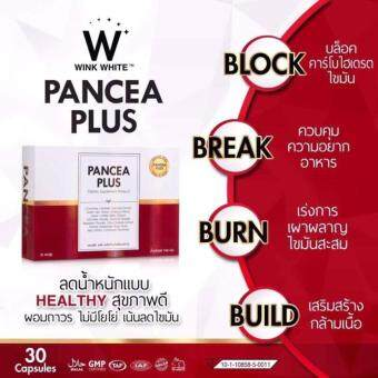 Harga PANACEA SLIM (W PLUS) by Wink white