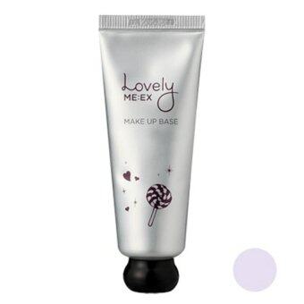 Harga The Face Shop Lovely ME:EX Make Up Base (หลอดสีม่วง)