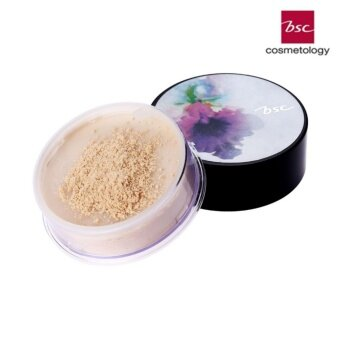 Harga BSC ORCHID LOOSE POWDER C2 ผิวขาวถึงผิวสองสี