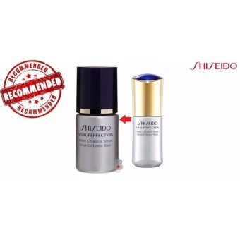 Harga ShiSeido VITAL PERFECTION White Circulator Serum 10ml
