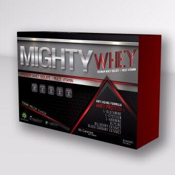 Harga Mighty Whey_100% Premium whey isolate