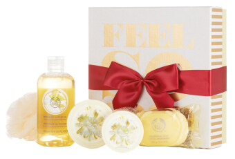 Harga THE BODY SHOP ชุดของขวัญ MORINGA FESTIVE PICKS
