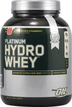 Harga Optimum Hydro Whey 3.5 Lbs - Strawberry