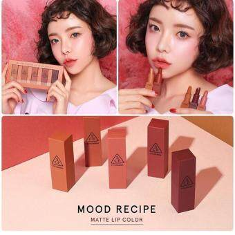 Harga 3CE MOOD RECIPE LIP COLOR MINI KIT (1เซ็ท)