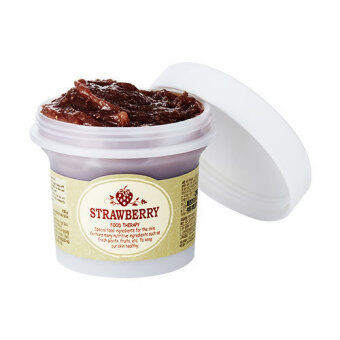 Harga Skinfood Black Sugar Strawberry Wash Off Mask