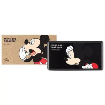 Harga The Face Shop Disney Mickey Mouse Mono Pop Lips&Eyes