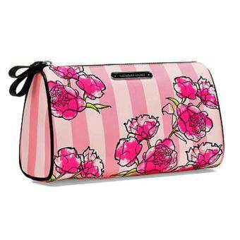 Harga Victoria's Secret XO Victoria Floral Cosmetic Bag