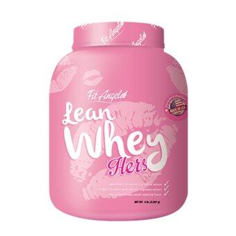 Harga FIT ANGEL LEAN WHEY HERS Caramel Butter 5 LB