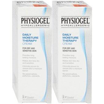 Harga Physiogel Daily Moisture Therapy Cream 75 ml (2ขวด)