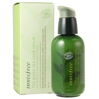 Harga Innisfree The Green Tea Seed Serum 80 ml.