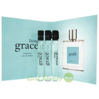 Harga PHILOSOPHY LIVING GRACE Fragrance Vial 1.5ml. x3