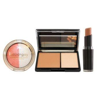 Harga Wet N Wild Lipstick #900 + Highlighter + Eye & Blush Set