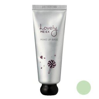 Harga The Face Shop Lovely ME:EX Make Up Base (หลอดสีเขียว)