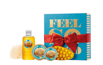 Harga THE BODY SHOP ชุดของขวัญ WILD ARGAN OIL FESTIVE PICKS