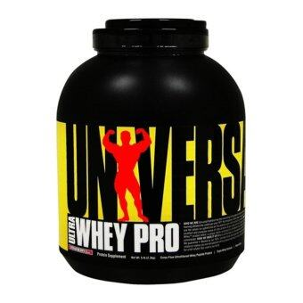 Harga BP MUSCLE - Universal Nutrition Ultra Whey Pro Strawberry Ice Cream 5 lbs. เวย์โปรตีน รสสตอเบอรี่