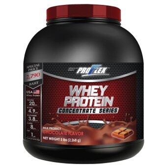 Harga ProFlex Whey Protein Concentrate Chocolate (5 lbs.)