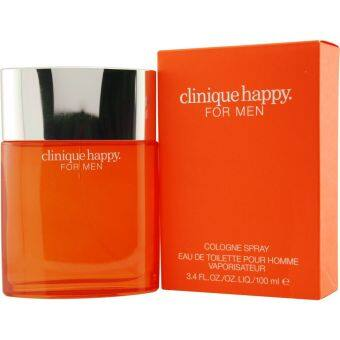 Harga Clinique Happy For Men 100 ml (พร้อมกล่อง)