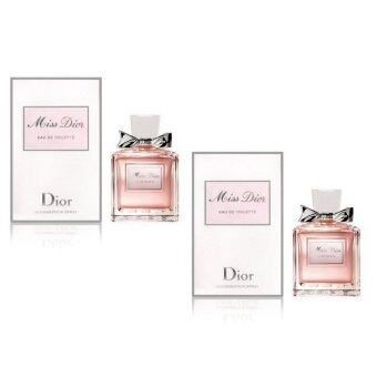 Harga Dior Miss Dior EDT (5 ml. x 2 กล่อง)