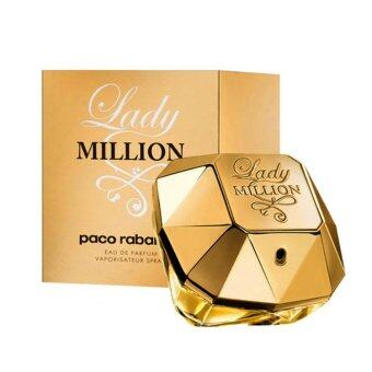 Harga Paco Rabanne น้ำหอม Paco Rabanne Lady Million EDP 80 ml.