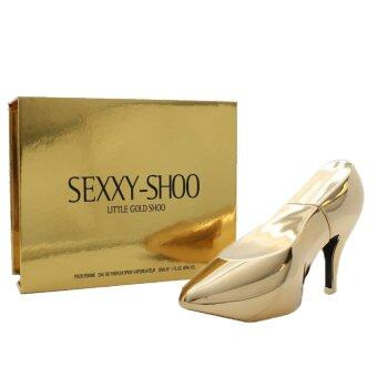 Harga Laurelle London Sexxy Shoo Gold 100ml