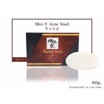 Mee-y Acne Snail Soap