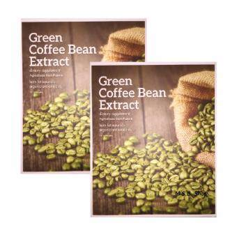 Nutritious'Green Coffee Bean Extract 15 ซอง ( 2 กล่อง)