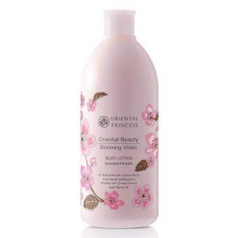 Oriental Princess Oriental Beauty Blooming Violet Body Lotion