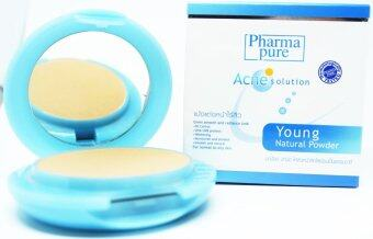 Pharma Pure Acne solution Young Natural Powder ( )