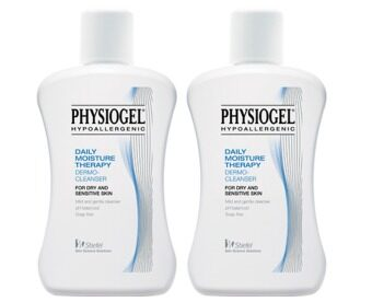 Harga Physiogel Daily Moisture Therapy Dermo-Cleanser 150ml (2กล่อง)