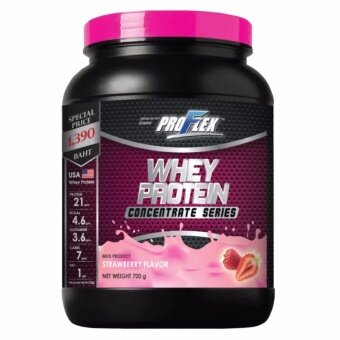 Harga ProFlex Whey Protein Concentrate Strawberry (700 g.)