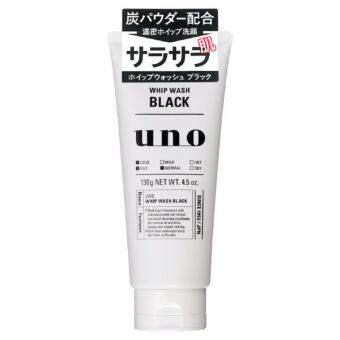 Shiseido UNO Whip Wash Black 130g
