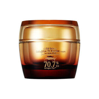 Skinfood Gold Caviar Collagen Plus Mask Cream (Anti-Wrinkle Effect) ขนาด 50 g.