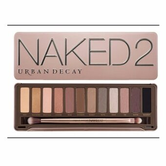 Urban Decay Eyeshadow Palette NAKED 2