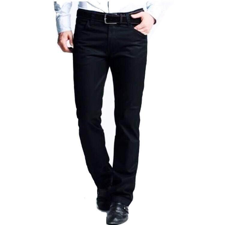 **ถูกสุด** กางเกงสแล็ค ผ้ายืดขากระบอกเล็ก เอว28-50 ขายดีมาก.