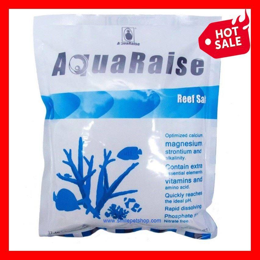 SEAL!! Aquaraise 1.5 kg. (เกลือสำหรับทำน้ำทะเล แร่ธาตุสูงละลายได้ง่าย) !! เอนกประสงค์ แข็งแรง ทนทาน บริการเก็บเงินปลายทาง โปรโมชั่นสุดคุ้ม โค้งสุดท้าย ราคาถูก คุณภาพดี
