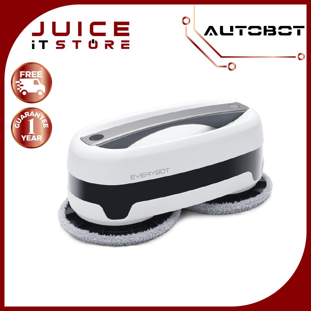 AUTOBOT รุ่น EVERYBOT | Edge หุ่นยนต์ถูพื้นอัตโนมัติ สำหรับพื้นเรียบ