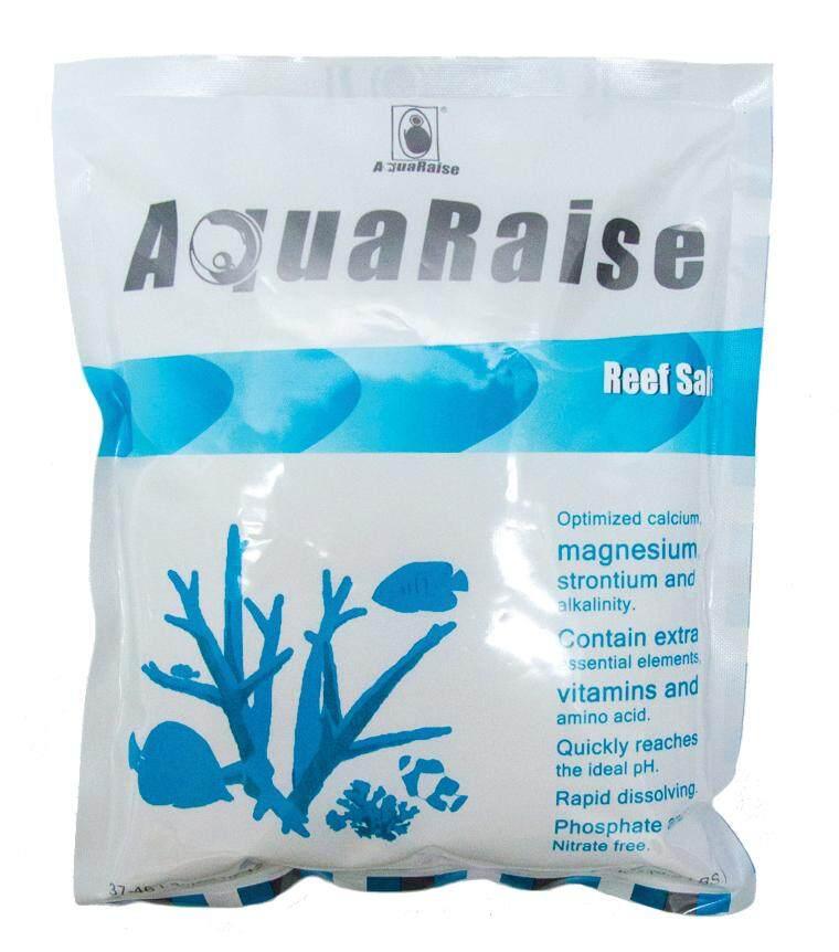 6 กิโลกรัม - Aquaraise เกลือสำหรับตู้ปลาทะเล