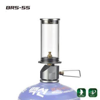 BRS-55 Dreamlike Candle Lamp Portable Outdoor Camping Light GasLighting Camping Lamp Tent Gas Lamp Lamps And Lanterns