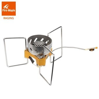 Harga Fire Maple Flame Blast Split Furnace Own the Features Strong FirePower Light Weight 2900W Windproof Designation FWS-02 - intl
