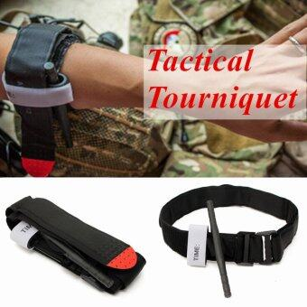 Harga Rotate Medical Durable Combat Application Tactical Tourniquet Military Army - intl