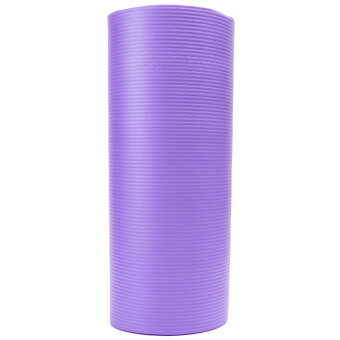 Harga 183x61cm 15mm THICKNESS MAT YOGA MAT PILATES FITNESS GYM GYM