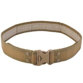 Harga OH Adjustable Tactical Sport Field Belt Hunting Outdoor Sports Nylon Waistband Army Green