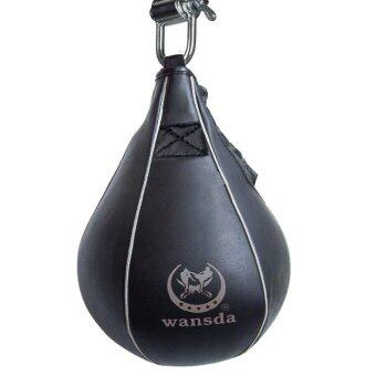 Harga Cityhome Leather Vertical Boxing Speed Punching Training Ball
