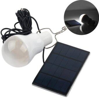 Harga High Quality Portable Solar Power LED Bulb Lamp Outdoor Lighting Camp Tent Fishing Light AP