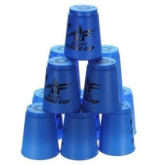 Harga OEM Set 12Pcs Speed Stacks Cups Indoor Sports Rapid Fast For Home Competition