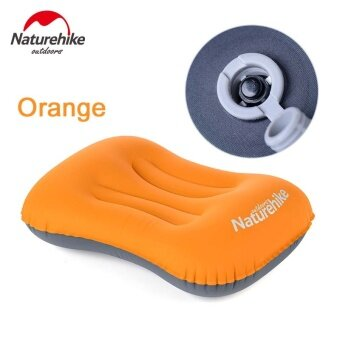 NatureHike Outdoor Inflatable Pillow Camping Travel Car PlanePortable Pillow Inflatable Neck Protection Travel Pillow - intl