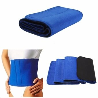Neoprene Slimming Belt Body Sauna Wrap Burn Cellulite Waist TummyWeight Lose - intl